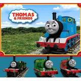 Kit Imprimible Thomas Y Sus Amigos Fiesta Cumpleaños Torta