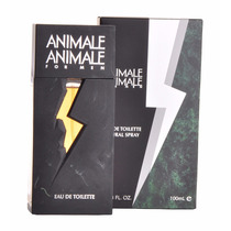 Animale Animale For Men 100ml Masculino + Amostra De Brinde