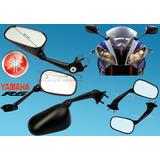 Espejos Para Yamaha R6 2008 Al 2015 Yamaha Yzf R6 600cc @tv