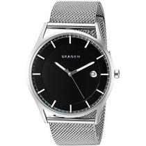 Relógio Skagen Holst Stainless Steel Mesh Watch