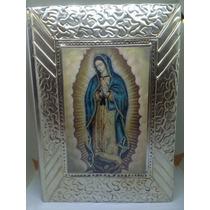 Biblia Boda Repujado Virgen Guadalupe 23cm X 17cm
