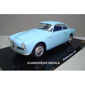 Alfa Romeo Giulietta Sprint 1954 - Colección Alfa 1/24