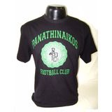 Camisa Panathinaikos Grecia - Sem Uso - Oficial - Futebol