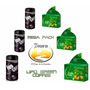 * Poweza Mega Pack Lipo Green Coffee 3+3*