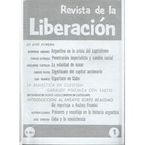 Revista De La Liberación: Nros.1 A 3. Izquierdas Col Comp.