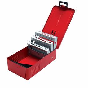 Caja Metalica Para 29 Brocas Urrea 4079