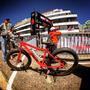 Bicicleta Fat Bike Gorilla 2.0 Rodado 26x4 Montaña Descenso