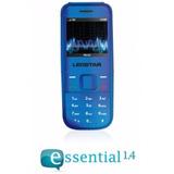 Telefono Celular Ledstar + Auriculares + Pretector De Regalo
