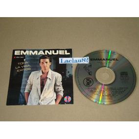 Emmanuel Toda La Vida Exitos 1990 Rca Cd