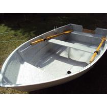 Bote Nuevo 3m Ideal Pesca A/pmta Y Tarjeta De Credito