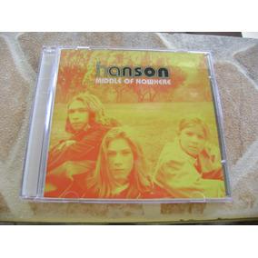 Cd - Hanson Middle Of Nowhere Album De 1997 Importado