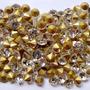 Ponto De Luz Cristal Para Chinelos Pacote 100 Pedras