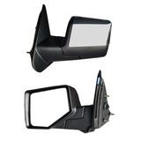 Espejo Ford Ranger 13-13 Izquierdo Manual - Cymaco