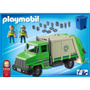 Camion De Basura Playmobil Intek Importado - Local En Nuñez