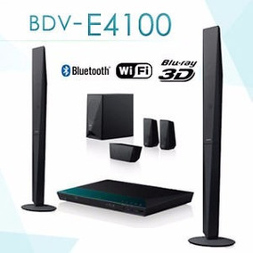 Home Theater Sony Bdv-e4100 Blu-ray Wi-fi Bluetooth 1000 5.1