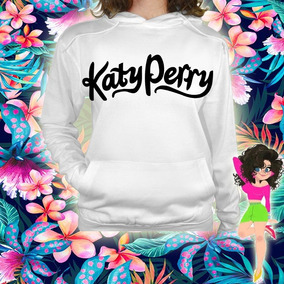 Sudadera Katy Perry Witness Logo Original Especial Unisex!!!