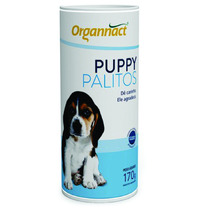 Puppy Palitos 170 G Organnact Pet Shop Store