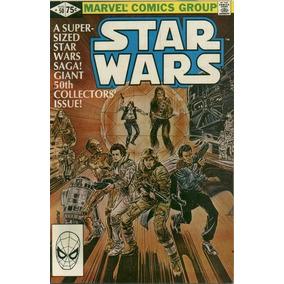 Star Wars #50 Ago De 1981 Marvel 9.4 (importado)