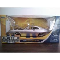 Icp 1967 Chevy Impala Ss Escala 1:24 Jada Carro Coleccion