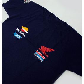 Camiseta - Equipe Honda Repsol Moto Gp - Fr071