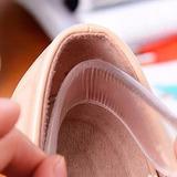 Talonera Protector Gel Ampollas Talon Silicona Zapato Taco