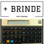 Calculadora Financeira Hp 12c Gold + Brinde 100% Original