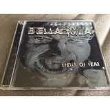 Cd Belladonna Spells Of Fear, Impecável Importado Canadá