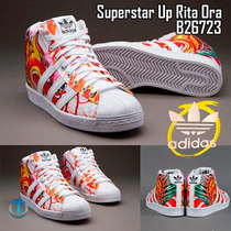 Botas Adidas Orginals Superstar Up Rita Ora