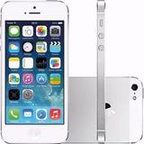 Apple Iphone 5 16gb Original+garantia+n+capa+película Vidro