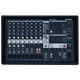 Yamaha Emx-512sc Mezcladora 12 Canales Emx512s Amplificador