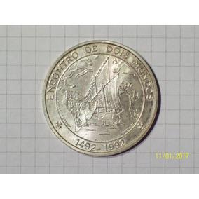 Portugal 1000 Escudos Plata 1992 Excelente