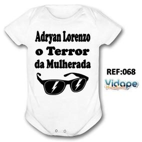 Bodie O Terror Da Mulherada Frete Gratis Lançamento Baby Top