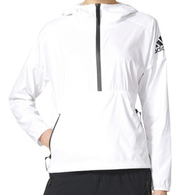 Chamarra Atletica Rompevientos Z.n.e. Mujer adidas Ap8697