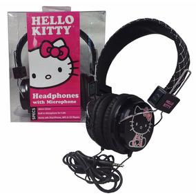Audifonos De Hello Kitty Tipo Dj
