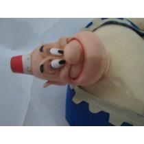 Boneca Genio Da Lampada Aladim Chamito Nestle Estrela Bb037