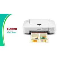 Impresora Canon Pixma Ip2810 Nueva Sin Cartuchos