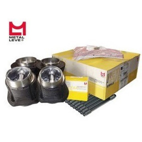 Kit Motor Fusca Gasolina 1600 Após 84 Metal Leve Original