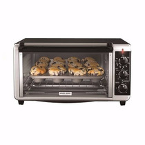 Horno Grill Electrico Black And Decker 30 Lts To3251