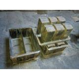 Formaletas Doble Para La Fabricación De Bloques 15cm Oferta