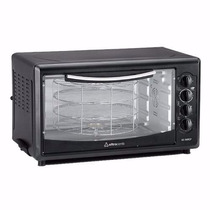 Horno Eléctrico Pizzero Ultracomb Uc 66 Lts Grill Spiedo