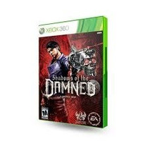 Jogo Xbox 360 Shadows Of The Damned Original Lacrado