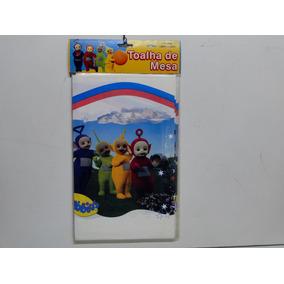 Toalha Plástica Teletubbies (ñbem10frozenbarbiefrozen)