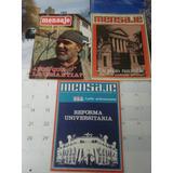 Tres Revistas Mensaje N° 311, 1982/ N° 263 1977/n° 262 1977