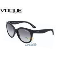 Oculos De Sol Vogue Vo2946 W44/11-56 Acetato Feminino
