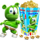 Kit Imprimible Osito Oso Gominola Candy Bar Y Cotillon 2x1