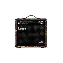 Amplificador Para Guitarra Laney 35w - Lx 35 R Camo