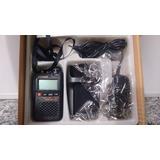 Radio Voyager Vr-p7vu Dual Band Vhf E Uhf Com Nota Fiscal