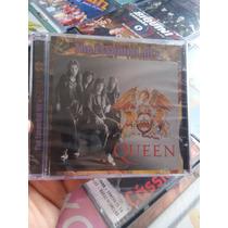 Cd Queen The Essential Hits - Original E Lacrado!
