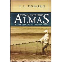 Livro Conquistando Almas - T L Osborn