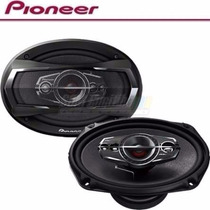 Alto Falante 6x9 Pioneer Ts-a 6995s 600w - Pronta Entrega!!